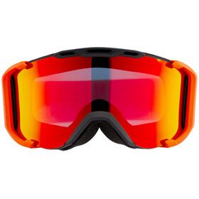 UVEX snowstrike FM goggles oranje/zwart